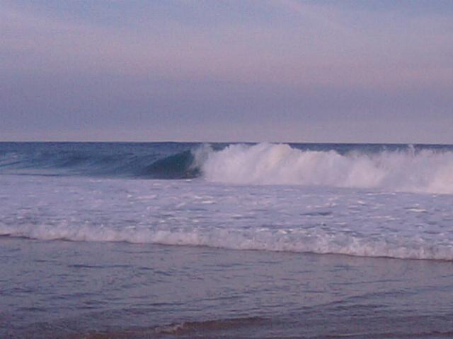 夕方のGood Wave